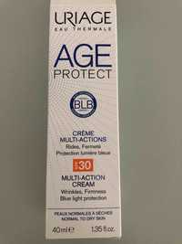 Uriage - Age protect - crème multi-actions spf 30