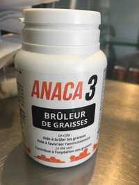 Anaca 3 - Brûleur de graisses