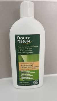 Douce Nature - Shampooing  crème nourrissant cheveux secs