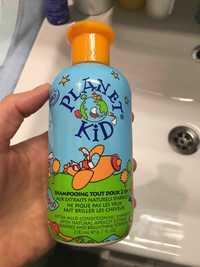 Planet Kid - Shampooing tout doux 2 en 1