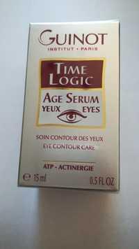 Guinot - Time Logic - Soin contour des yeux