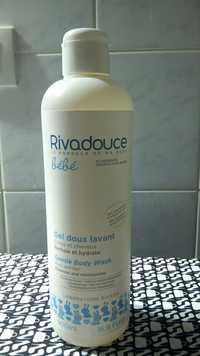 RIVADOUCE - Gel doux lavant bébé corps et cheveux