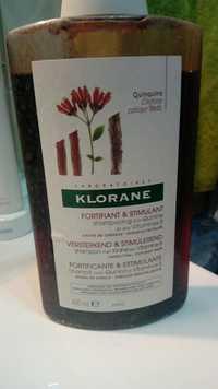 KLORANE - Shampooing à la quinine et aux vitamine B