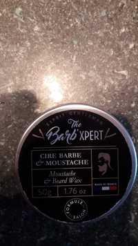 The barb'xpert - Esprit gentleman - Cire barbe et moustache