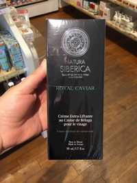 NATURA SIBERICA - Royal caviar - Crème extra-liftante