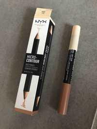 Nyx - Micro contour crayon double