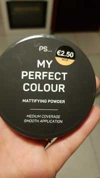 Primark - My perfect colour - Mattifying powder Beige
