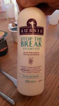 AUSSIE - Stop the break - Shampoo 3 minute miracle