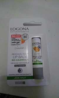 Logona - Bio-calendula - Lip balm