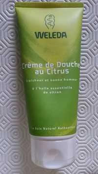 Weleda - Crème de douche au Citrus