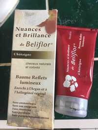 BELIFLOR - Nuances et brillance - Baume reflets lumineux châtaigne