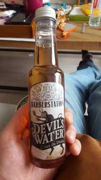 THE BARBERSTATION - Devi'ls water
