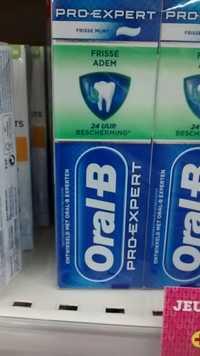 ORAL-B - Pro-expert - Dentifice