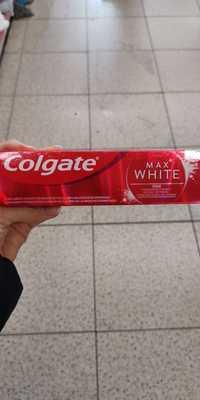 COLGATE - Max white - Dentifrico al fluoro
