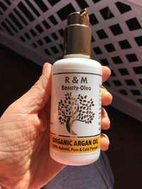 R & M BEAUTY-OLEO - Organic argan oil