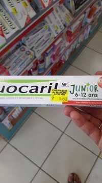 FLUOCARIL - Junior - Dentifrice