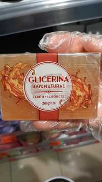 DELIPLUS - Glicerina 100% natural - Jabon