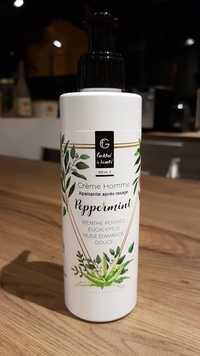 FG COSMÉTIQUE - Peppermint - Crème homme apaisante après-rasage
