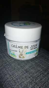 Timeo - Crème de jour au lait frais d'ânesse