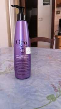FANOLA - Oro therapy 24k - Après shampooing kératinique