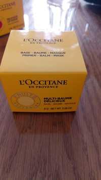 L'OCCITANE - Multi-baume délicieux