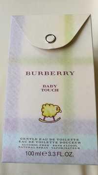 Burberry - Baby touch - Eau de toilette douceur