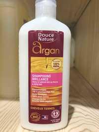 Douce Nature - Argan - Shampooing brillance bio