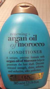 OGX - Renewing+ argan oil of morocco conditioner