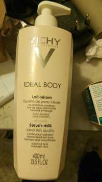 VICHY - Ideal body - Lait-sérum