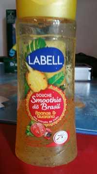 LABELL - Douche smoothie do Brasil - Ananas & guarana