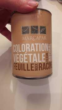 MARCAPAR - Coloration Végétale