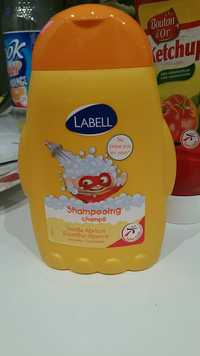 LABELL - Shampooing vanille abricot