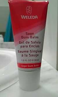 Weleda - Baume gingival à la sauge