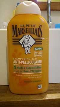 Le petit marseillais - Shampooing 2 en 1 anti-pelliculaire