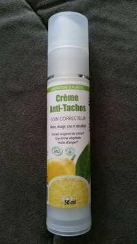 Laboratoire D.Plantes - Crème anti-taches - Soin correcteur