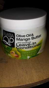 ELASTA QP - Olive oil and Mango butter leave-in conditioner