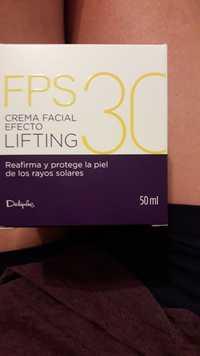 Deliplus - Crema facial efecto lifting FPS 30