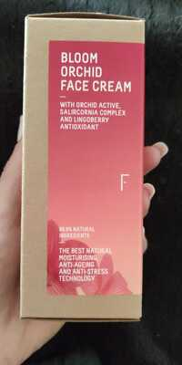 FRESHLY COSMETICS - Bloom orchid - The best natural moisturising