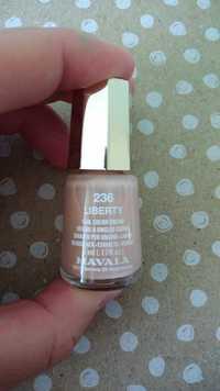 Mavala - 236 Liberty - Vernis à ongles crème