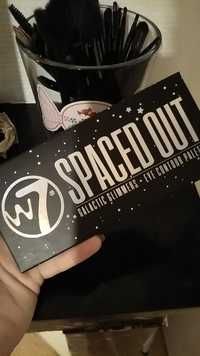 W7 Cosmetics - Spaced out - Eye contour palette