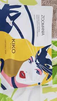 KIKO - Zoomania - Masque visage en tissu hydratant