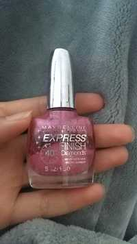 Maybelline - Express finish diamonds- Vernis séchage en 40 secondes
