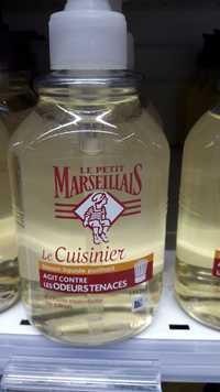 Le petit marseillais - Le Cuisinier - Savon liquide purifiant