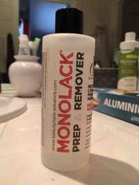 BEAUTYNAILS - Monolack prep & remover