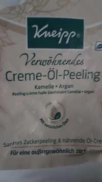 KNEIPP - Creme öl peeling