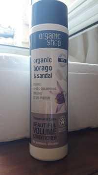 COSMOS NATURAL - Baume après-shampoing volume et splendeur