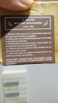 NAJEL - Pain de savon