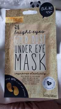 Oh K! - Gold dust under eye mask