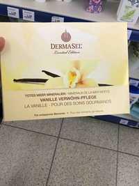 DERMASEL - La vanille - Coffret pour des soins gourmands