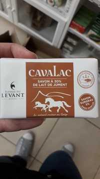 Cavalac - Savon à 30% de lait de jument